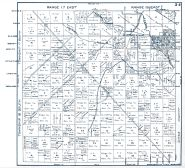 Sheet 024 - Townships 17 and 18 S., Ranges 17 and 18 E., Wheatville, Fresno County 1923